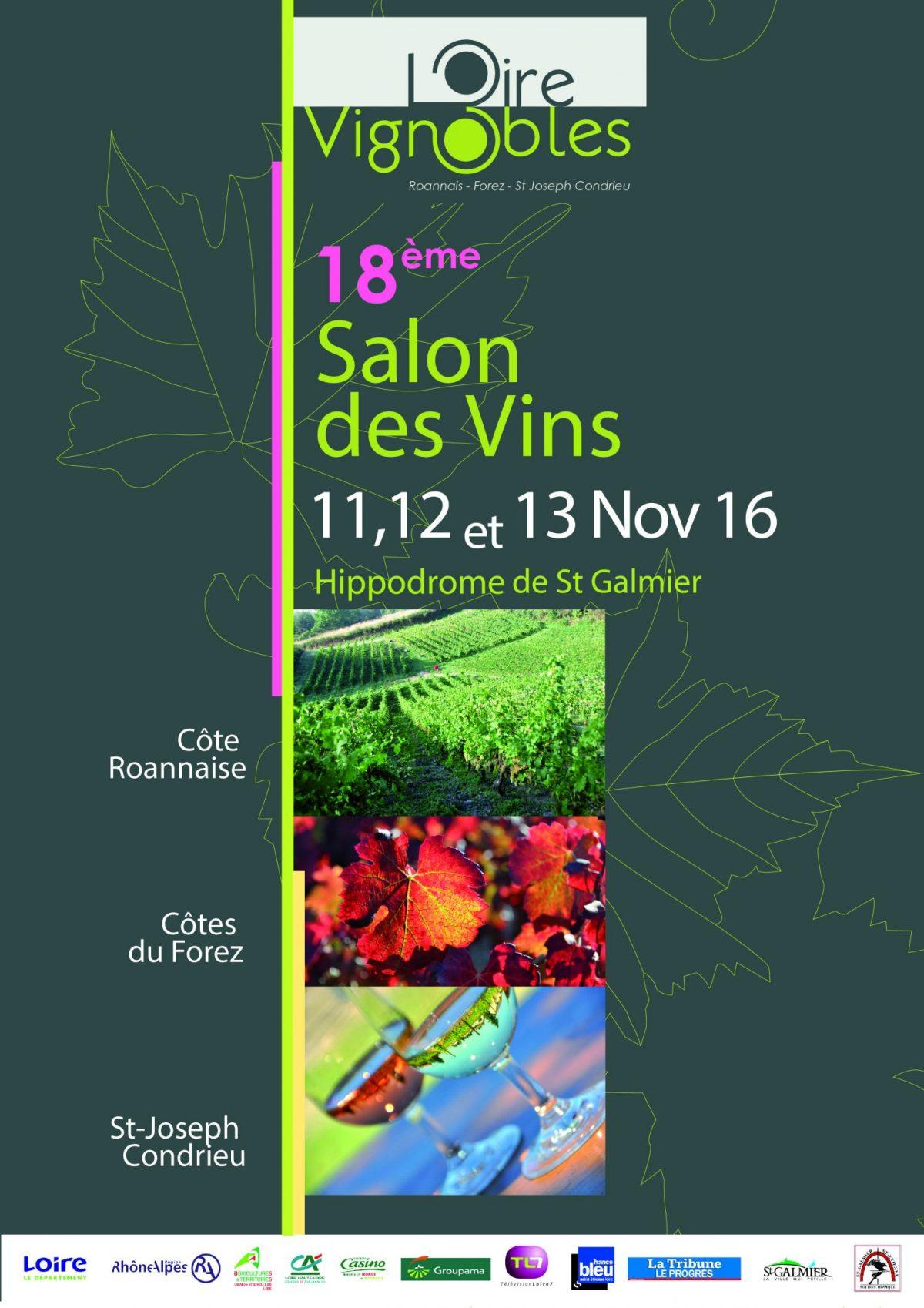 Salon la loire aux 3 vignobles 17 18 19 nov domaine for Porte de champerret salon des vignerons